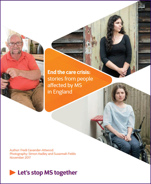 End the Care Crisis stories