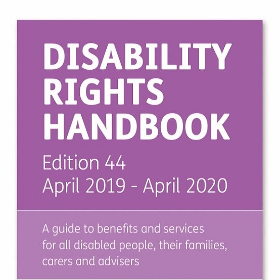 Disability Rights Handbook - Order now