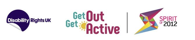 Disability Rights UK and Get Out Get Active