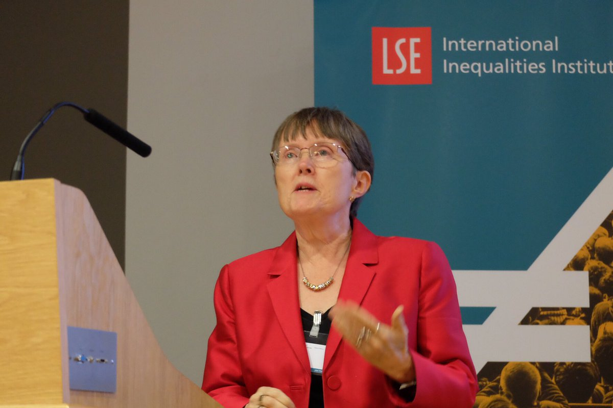 Liz Sayce at the III conference