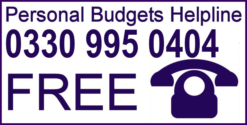 personal budgets free