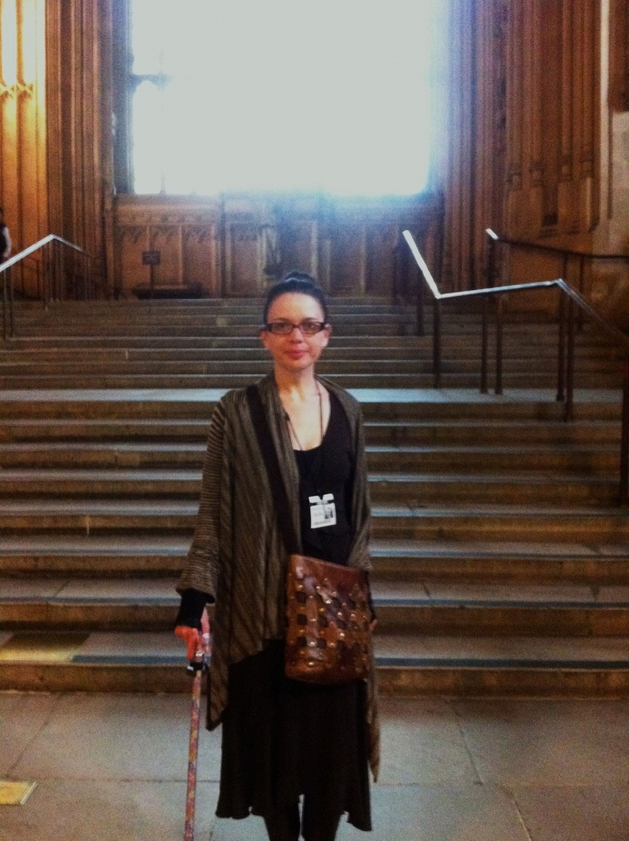 Ruth Lincoln Parliamentary Officer.