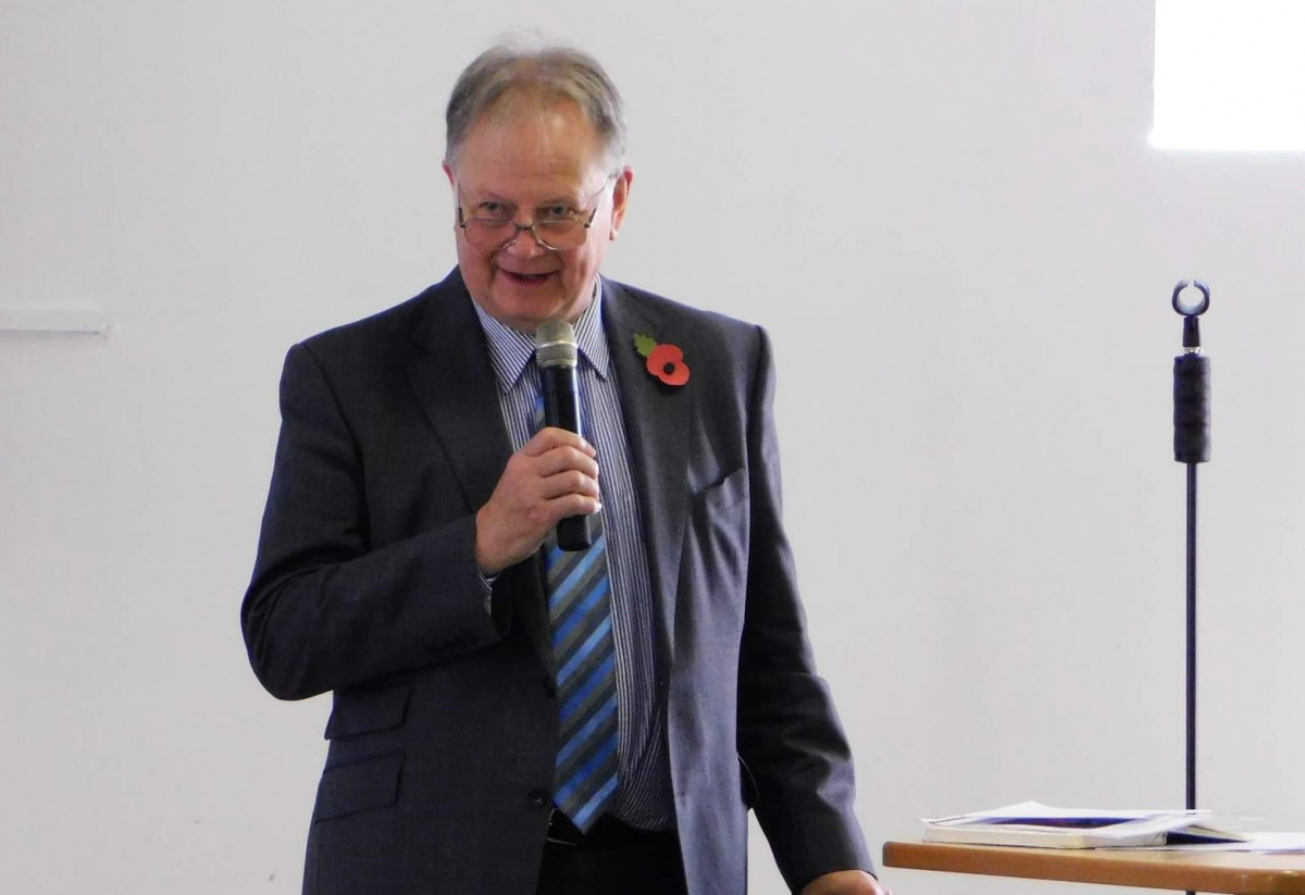 Stephen Brookes MBE