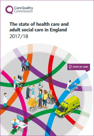 Care Quality Commission State of Care report 2018