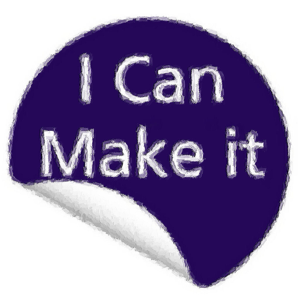 I can make it logo