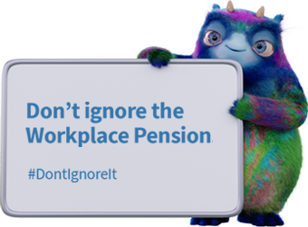 Don't ignore the Workplace Pension