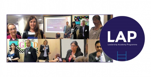 Don't miss our 'early bird' discount price, to attend our Leadership Academy Programme (LAP)