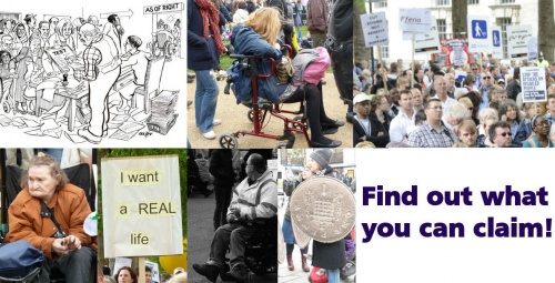 Benefits information for disabled people and advice workers