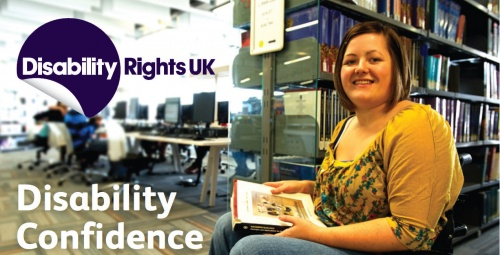 Disability confidence and awareness training