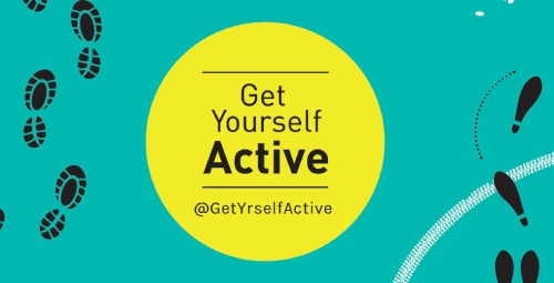 Get Yourself Active Launch Event