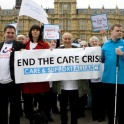 Join the Care in Crisis Thunderclap