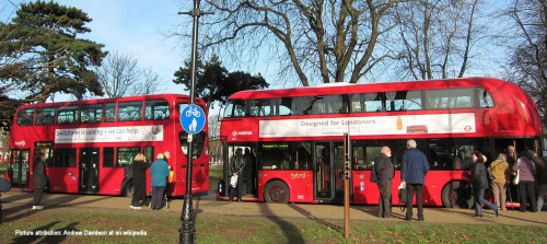The PIP 20 Metre Test - roughly the length of two double-decker buses