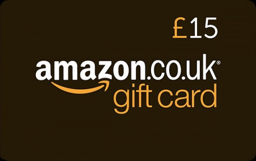 Contribute to important research and get a £15 Amazon voucher and a