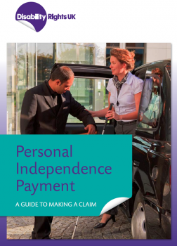 PIP Guide | Disability Rights UK