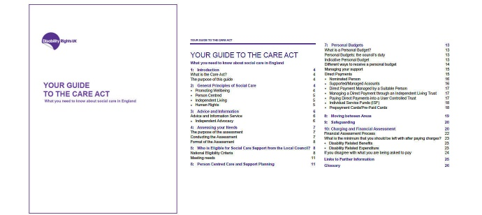 Care Act Guide