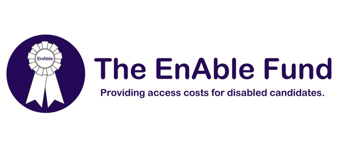 The EnAble Fund for Elected Office: Providing access costs for disabled candidates.