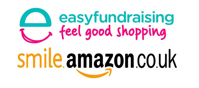 easyfundraising and Amazon Smile